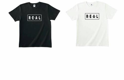 REAL オリジナル Tシャツ