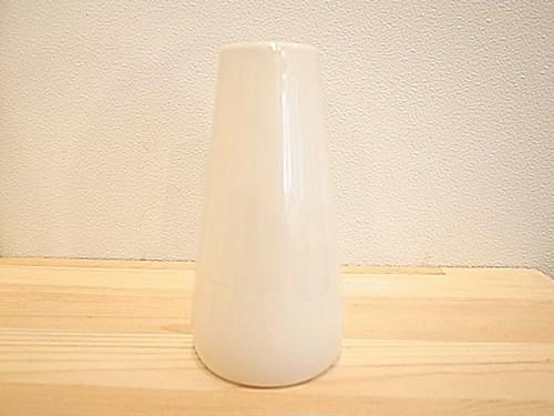 フラワーベース 13cm  ホワイト