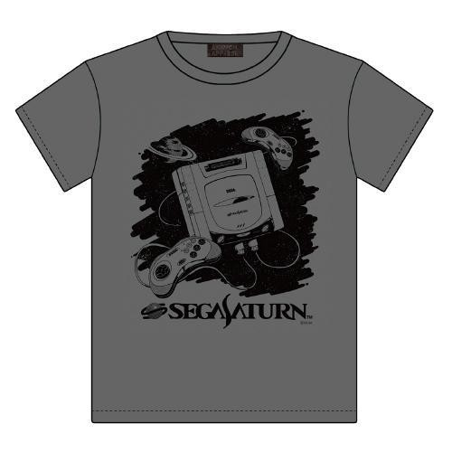 セガサターン イラストver Tシャツ / ANIPPON