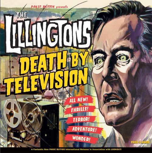 the lillingtons / death by television cd