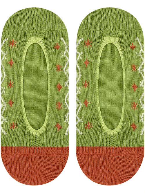 COVER SOCKS Marrakech RUG OLIVE