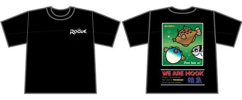 Mook Tシャツ(綿)S~2L