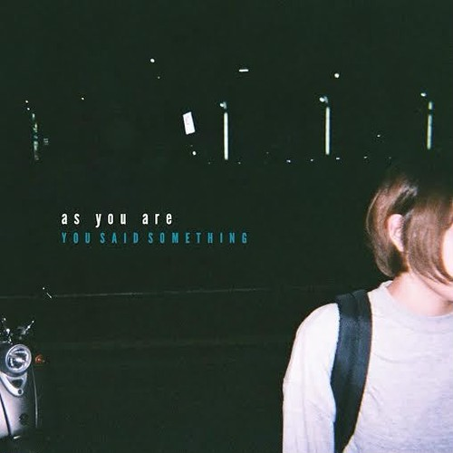 【CD】as you are
