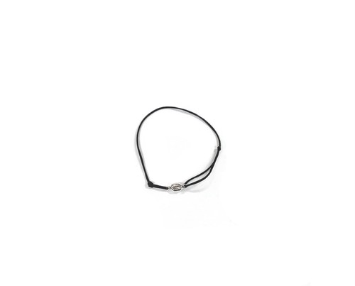 COFFEE BEANS STRING BRACELET (BLACK)  by BREAD MAKER X STREAMER COFFEE COMPANY