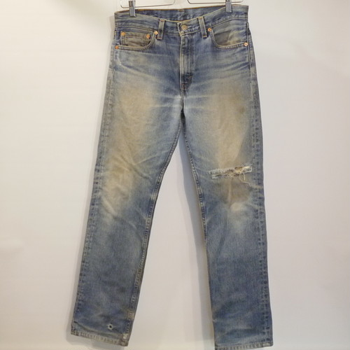"Levi's 1990's 505 ""Made in USA"" W30"