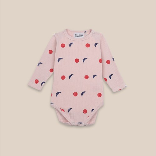 《BOBO CHOSES 2020AW》Night All Over long sleeve Body / 6-12M