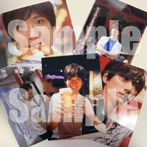 【有馬芳彦】2016 birthday bromide「I」