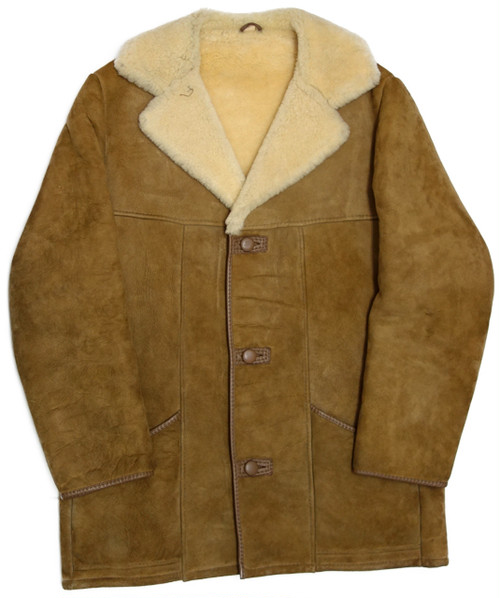 【18】 HOMESTEAD SHEEPSKIN PRODUCTS ムートンCOAT