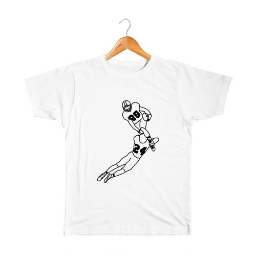 アメフト #10 キッズTシャツ