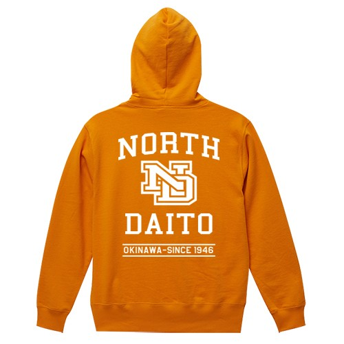 KITA DAITO VILLAGE PULL OVER PARKA