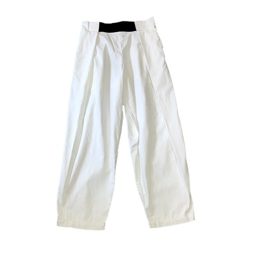 【RELAX FIT】NORTH PADRE ISLAND BEACH SLACKS (WHITE)