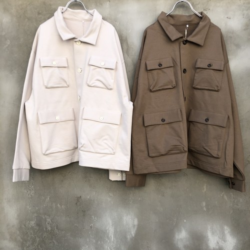 "crepuscule  ""work jacket"""