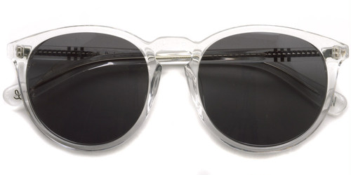 BEAUMONT02  color* Clear - Silver - Gray lenses / WONDERLAND