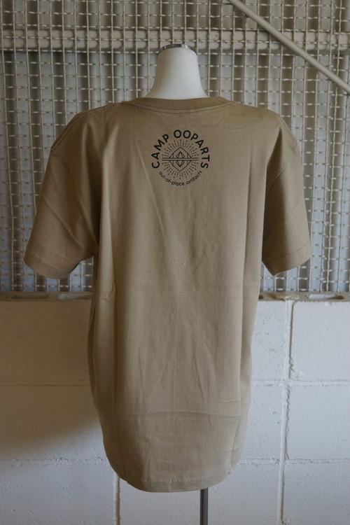 【SALE!】CAMPOOPARTS オリジナルTシャツ キッズサイズ120