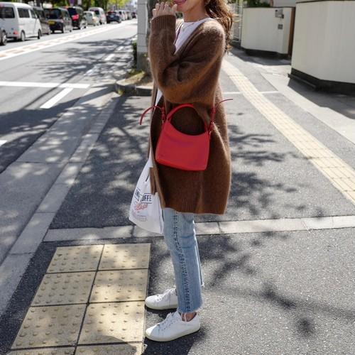 One Handle Bag/Blood Orange