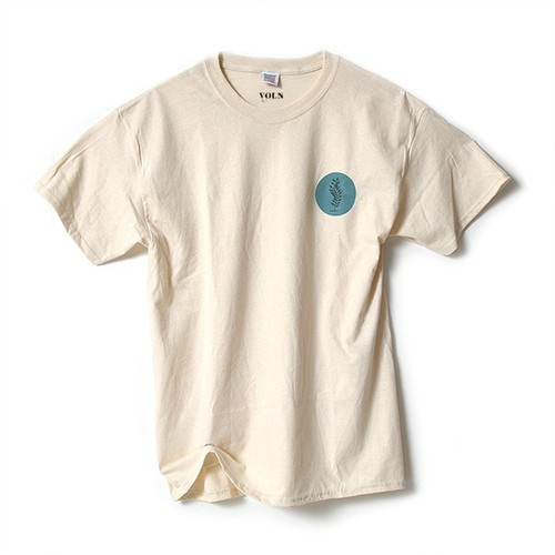 ARENAL × VOLN T-SHIRT B / NATURAL