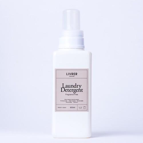 600ml】洗濯用洗剤 無香料/Landry Detergent ▶Fragrance FREE(洗濯ブラザーズ洗剤)