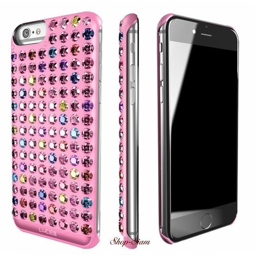 LUCIEN(ルシアン) iPhone6/6S/SE case Multicolor <Light Pink>