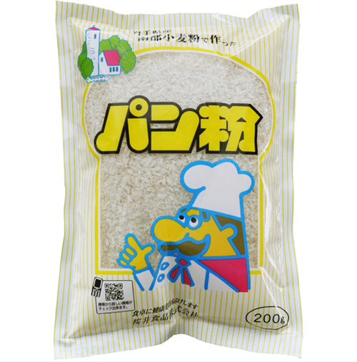 桜井 国内産 パン粉 200g