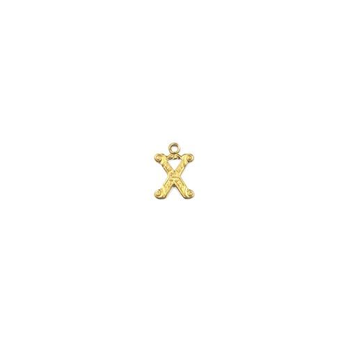 【70%OFF】アルファベット装飾X