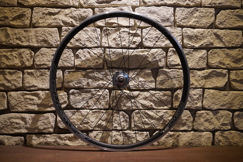 【USED】EASTON R90 SL Rim × PhilWood High Flange Track Hub Custom Wheel