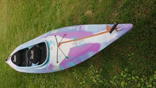 カヤック kayak Dagger 2人乗り