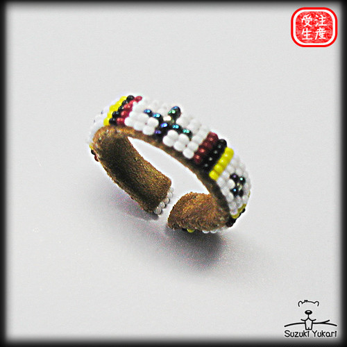 Beads Work Ring  / BRG-002