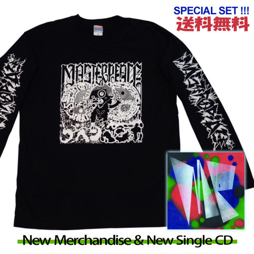 "MASTERPEACE ""CD & Long sleeve-shirts"" Special set!!!"