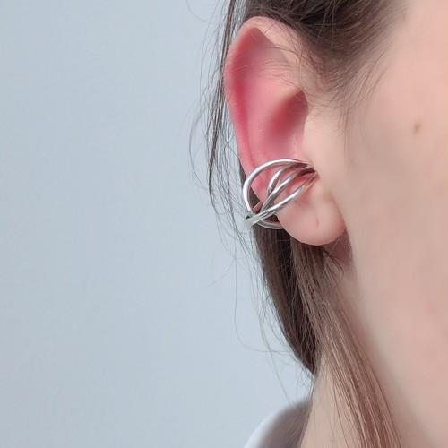 【 silver925 】Ear cuff 04