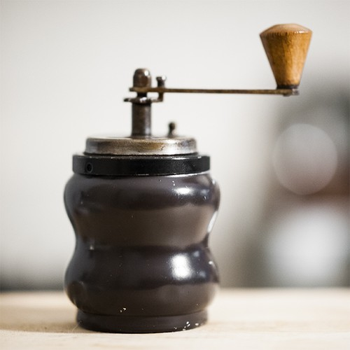 50s PB ビンテージ コーヒーミル (Italy)