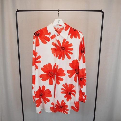 Flower Pattern Shirt