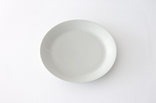 vintage ARABIA light gray plate 17cm  / ヴィンテージ アラビア ライトグレイ プレート 17cm