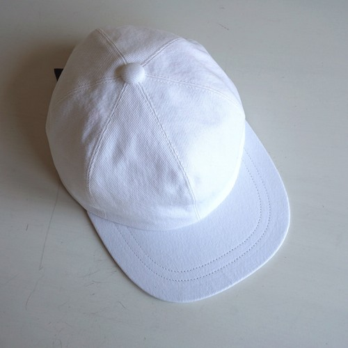 "[Magfacture] ""BB"" White Denim"
