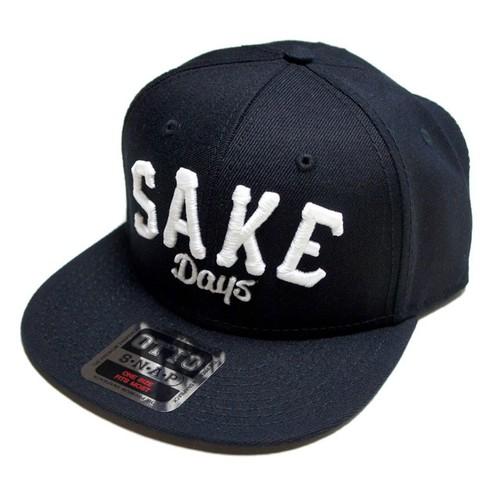 【CAP】SAKE Days / ブラック