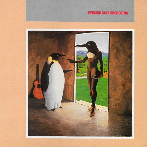 CD 「PENGUIN CAFE ORCHESTRA」