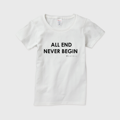 show PRODUCE 「ALL END NEVER BEGIN」 レディース Mサイズ Tシャツ