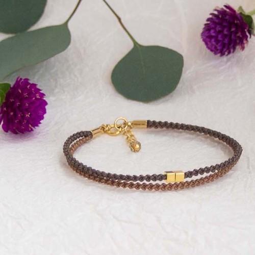 ◍tenowa(mocha) bracelet