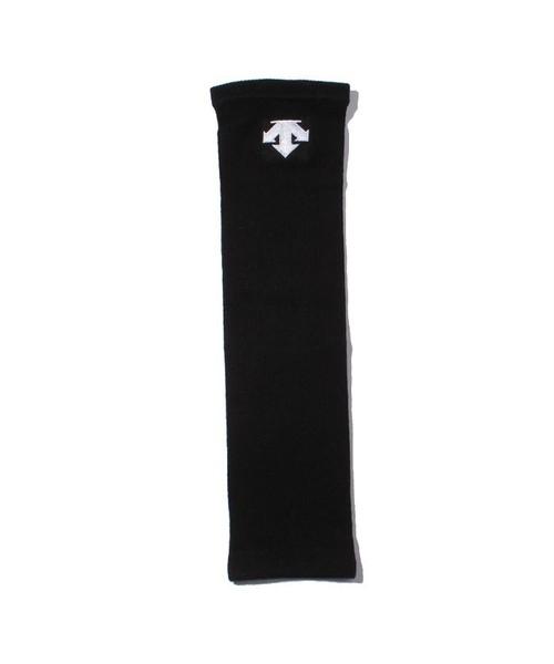 デサント☆エルボーサポーター8712 (ユニセックス) ブラック×ホワイト