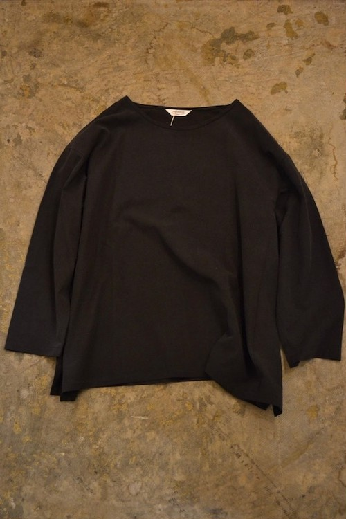 roundabout / Overlap Crew neck Pullover