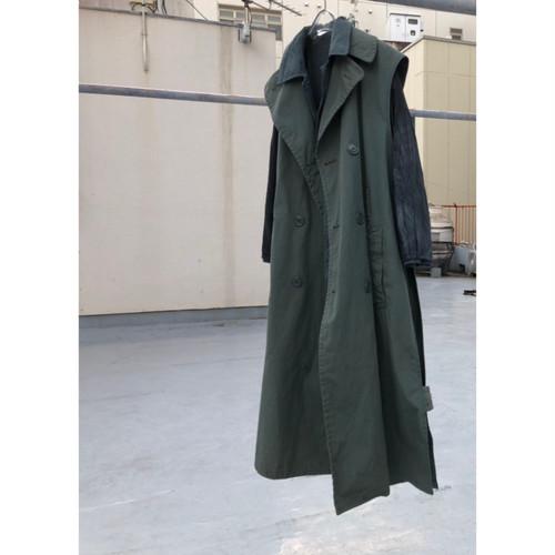 【Cajiaira】abnormal coat / 【ケシアイラ】アブノーマル コート(1点物)