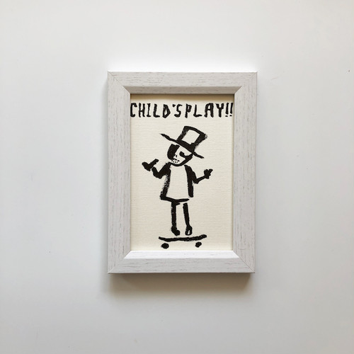 """CHILDS PLAY"" Diskah art works"