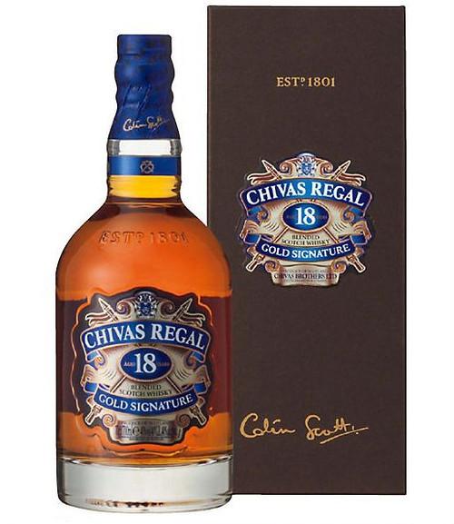 シーバスリーガル 18年  /  chivas regal 18years  /ウイスキー