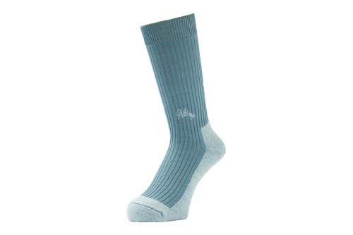 WHIMSY / EMJAY SOCKS -STEEL BLUE-