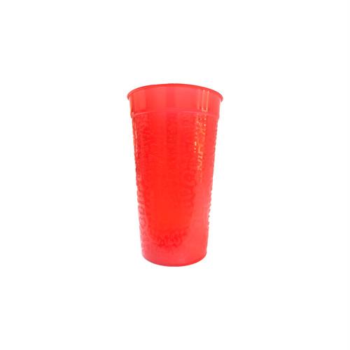 Leopard print Plastic Cup