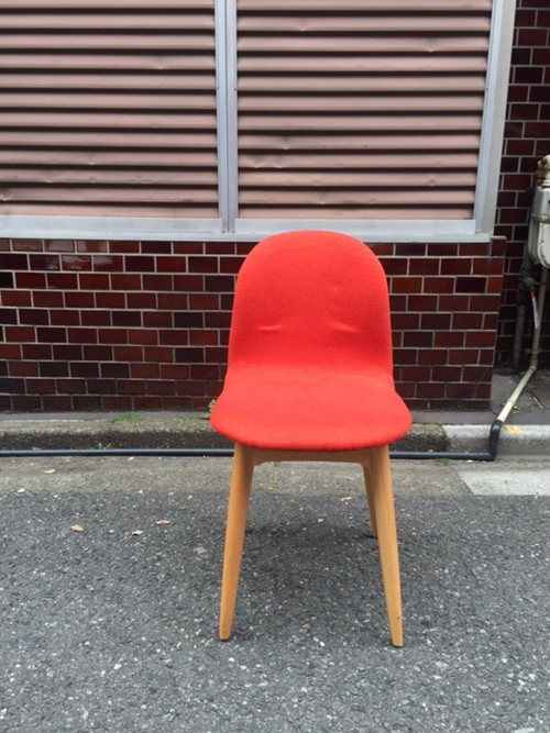 "【 idee 】''COCHONNET CHAIR"" ファブリック・チェア"