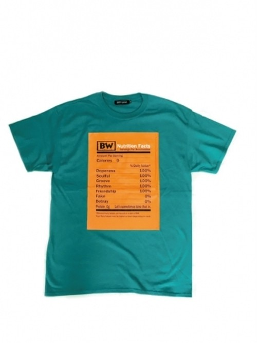 FACT T / turquoise green