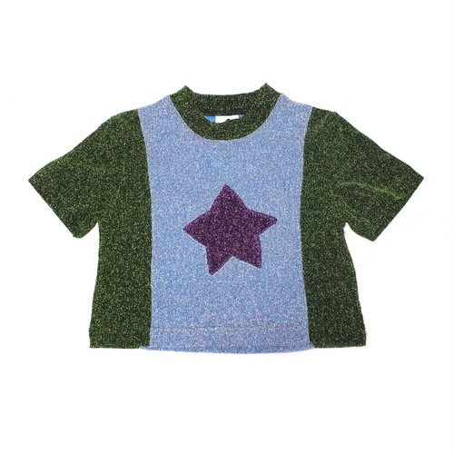 【SOMEWHERE NOWHERE】SPARKLE T-SHIRT multi