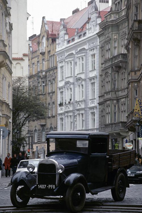 チェコ プラハ ユダヤ人地区界隈