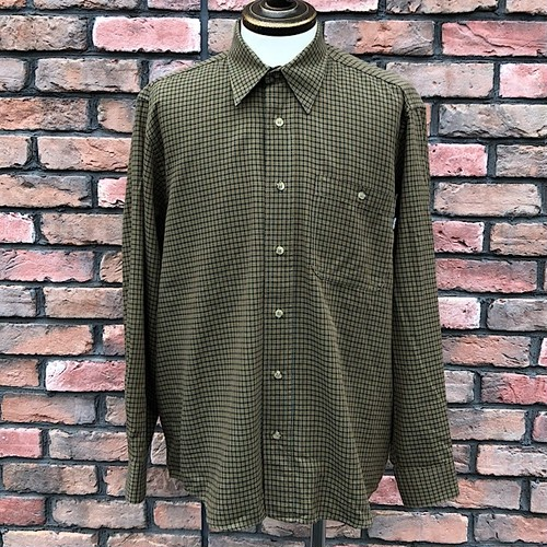 1990s Rohan Stroller Shirts Medium Made In Europa