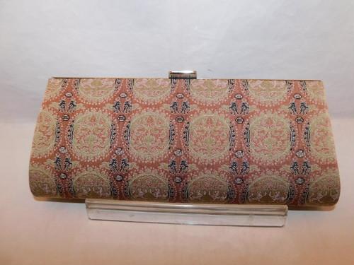 龍村帯地のビンティージ抱えバックObi fabric  vintage bag (made inJapan)(No3)